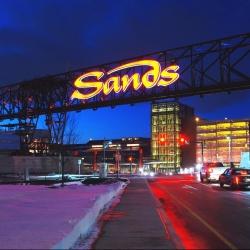 Switch Hands Blackjack at the Sands Bethlehem Casino