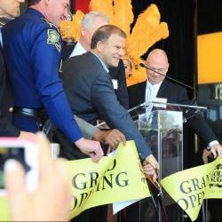 Tilman Fertitta Opening the Golden Nugget Casino in Lake Charles