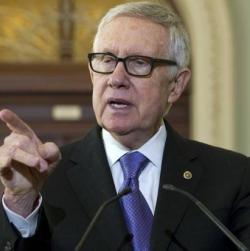 Senator Harry Reid Says Donald Trump Could Not Obtain a Nevada Gaming License