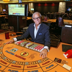 Las Vegas EZ Baccarat Revenues