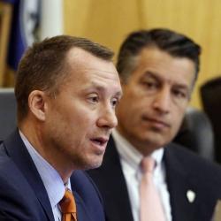 A.G. Burnett Resigns as Nevada Gaming Control Board Chairman